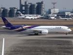 51ANさんが、羽田空港で撮影したタイ国際航空 A350-941XWBの航空フォト(写真)