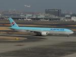 さゆりんごさんが、羽田空港で撮影した大韓航空 777-3B5の航空フォト(写真)