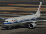 さゆりんごさんが、羽田空港で撮影した中国国際航空 A330-343Xの航空フォト(写真)