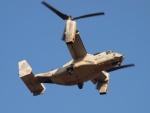 51ANさんが、厚木飛行場で撮影したアメリカ海兵隊 MV-22Bの航空フォト(写真)