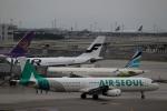 ハピネスさんが、関西国際空港で撮影したエアソウル A321-231の航空フォト(写真)