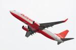 mild lifeさんが、関西国際空港で撮影したチェジュ航空 737-8ASの航空フォト(写真)