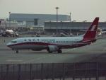 PW4090さんが、関西国際空港で撮影した上海航空 737-8Q8の航空フォト(写真)