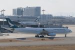 lonely-wolfさんが、関西国際空港で撮影したキャセイパシフィック航空 A330-343Xの航空フォト(写真)