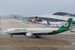 lonely-wolfさんが、関西国際空港で撮影したエバー航空 A330-203の航空フォト(写真)