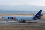 lonely-wolfさんが、関西国際空港で撮影したフェデックス・エクスプレス MD-11Fの航空フォト(写真)