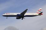 Koba UNITED®さんが、ロンドン・ヒースロー空港で撮影したブリティッシュ・エアウェイズ A321-231の航空フォト(写真)