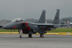 banshee02さんが、横田基地で撮影したアメリカ空軍 F-15E-51-MC Strike Eagleの航空フォト(写真)