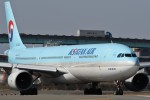masa707さんが、福岡空港で撮影した大韓航空 A330-322の航空フォト(写真)