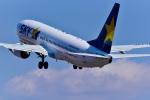 パンダさんが、茨城空港で撮影したスカイマーク 737-81Dの航空フォト(飛行機 写真・画像)