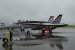 banshee02さんが、横田基地で撮影したアメリカ海軍 F/A-18C Hornetの航空フォト(写真)