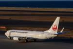 YZR_303さんが、中部国際空港で撮影した日本トランスオーシャン航空 737-8Q3の航空フォト(写真)