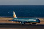 YZR_303さんが、中部国際空港で撮影したベトナム航空 A321-231の航空フォト(写真)