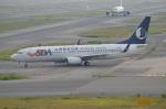 amagoさんが、関西国際空港で撮影した山東航空 737-85Nの航空フォト(写真)