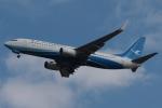 木人さんが、成田国際空港で撮影した厦門航空 737-86Nの航空フォト(写真)