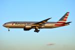 harahara555さんが、成田国際空港で撮影したアメリカン航空 777-223/ERの航空フォト(写真)