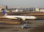よんすけさんが、羽田空港で撮影したユナイテッド航空 777-222/ERの航空フォト(写真)