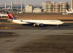 よんすけさんが、羽田空港で撮影したデルタ航空 A330-302の航空フォト(写真)