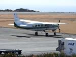 よんすけさんが、八丈島空港で撮影した共立航空撮影 208 Caravan Iの航空フォト(写真)