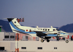 チャーリーマイクさんが、福岡空港で撮影した海上保安庁 200T Super King Airの航空フォト(写真)