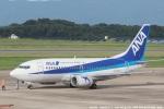 tabi0329さんが、長崎空港で撮影したANAウイングス 737-5L9の航空フォト(写真)