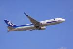 けいとパパさんが、成田国際空港で撮影した全日空 767-381/ERの航空フォト(写真)