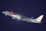 いっち〜@RJFMさんが、宮崎空港で撮影したジェイ・エア ERJ-190-100(ERJ-190STD)の航空フォト(写真)