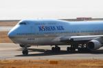 KIX787-9さんが、関西国際空港で撮影した大韓航空 747-4B5の航空フォト(写真)