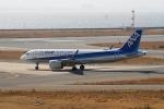 KIX787-9さんが、関西国際空港で撮影した全日空 A320-271Nの航空フォト(写真)