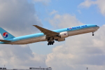 HS888さんが、鹿児島空港で撮影した大韓航空 777-3B5/ERの航空フォト(写真)