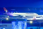 中村 昌寛さんが、新千歳空港で撮影したハワイアン航空 767-33A/ERの航空フォト(写真)