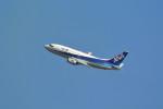 kaz787さんが、伊丹空港で撮影したANAウイングス 737-54Kの航空フォト(写真)
