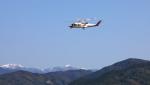 ji5islさんが、高知空港で撮影した高知県消防・防災航空隊 S-76Bの航空フォト(写真)