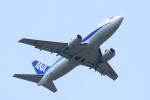 中村 昌寛さんが、新千歳空港で撮影したANAウイングス 737-5L9の航空フォト(写真)