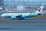 Kuuさんが、羽田空港で撮影した中国東方航空 A330-243の航空フォト(飛行機 写真・画像)