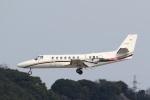 虎太郎19さんが、福岡空港で撮影した中日本航空 560 Citation Vの航空フォト(写真)