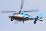 虎太郎19さんが、福岡空港で撮影した福岡県警察 AS365N3 Dauphin 2の航空フォト(写真)