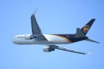 水月さんが、関西国際空港で撮影したUPS航空 767-34AF/ERの航空フォト(写真)