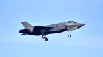 ららぞうさんが、嘉手納飛行場で撮影したアメリカ空軍 F-35A-3I Lightning IIの航空フォト(写真)