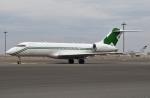 IL-18さんが、羽田空港で撮影したNoristevo Investments BD-700-1A11 Global 5000の航空フォト(写真)