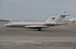 IL-18さんが、羽田空港で撮影したビスタジェット BD-700-1A10 Global 6000の航空フォト(写真)