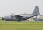 雲霧さんが、横田基地で撮影したアメリカ空軍 C-130H Herculesの航空フォト(写真)