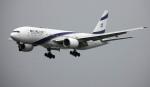 planetさんが、香港国際空港で撮影したエル・アル航空 777-258/ERの航空フォト(写真)