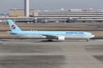 utarou on NRTさんが、羽田空港で撮影した大韓航空 777-3B5の航空フォト(写真)
