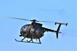 hidetsuguさんが、札幌飛行場で撮影した陸上自衛隊 OH-6Dの航空フォト(写真)