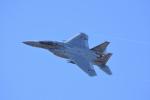 ひこ☆さんが、芦屋基地で撮影した航空自衛隊 F-15DJ Eagleの航空フォト(写真)