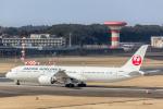 Y-Kenzoさんが、成田国際空港で撮影した日本航空 787-9の航空フォト(写真)
