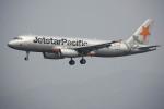 planetさんが、香港国際空港で撮影したジェットスター・パシフィック A320-232の航空フォト(写真)