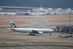 zero1さんが、香港国際空港で撮影したキャセイパシフィック航空 777-267の航空フォト(写真)