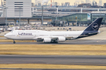 K.Yamashitaさんが、羽田空港で撮影したルフトハンザドイツ航空 747-830の航空フォト(写真)